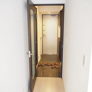 ルイマーブル乃木坂(4階,)のお部屋の廊下