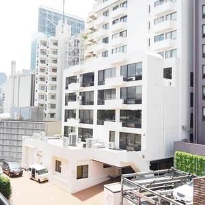 ルイマーブル乃木坂(4階,)のお部屋からの眺望