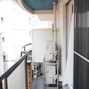 ルイマーブル乃木坂(4階,)のバルコニー