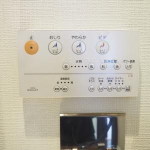 ルイマーブル乃木坂(4階,)のトイレ