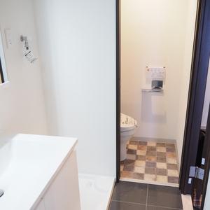 ルイマーブル乃木坂(4階,)の化粧室・脱衣所・洗面室