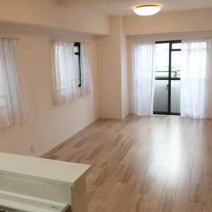 グリーンパーク新向島(7階,)の居間(リビング・ダイニング・キッチン)