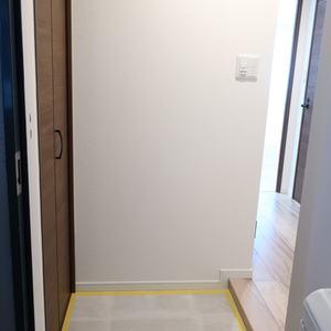 グリーンパーク新向島(7階,)のお部屋の玄関