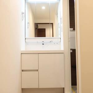 グリーンパーク新向島(7階,)の化粧室・脱衣所・洗面室