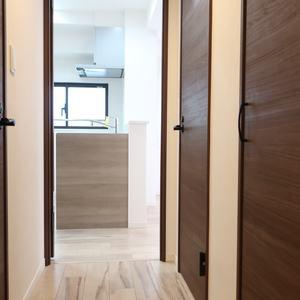 グリーンパーク新向島(7階,)のお部屋の廊下