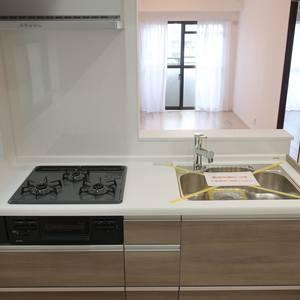 グリーンパーク新向島(7階,)のキッチン