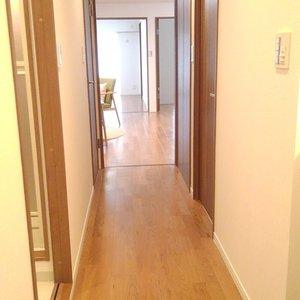椎名町マンション(3階,3490万円)のお部屋の玄関
