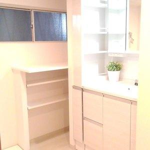 椎名町マンション(3階,3490万円)の化粧室・脱衣所・洗面室