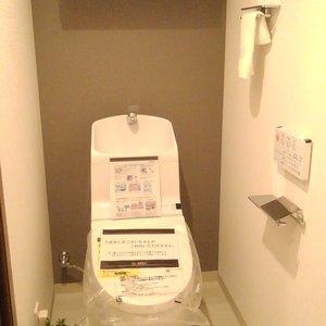 椎名町マンション(3階,3490万円)のトイレ
