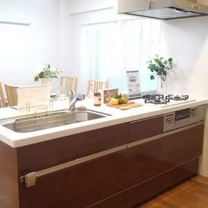 椎名町マンション(3階,3490万円)のキッチン