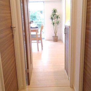 椎名町マンション(3階,3399万円)のお部屋の廊下