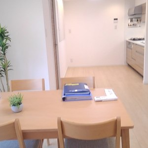 椎名町マンション(3階,3299万円)の居間(リビング・ダイニング・キッチン)