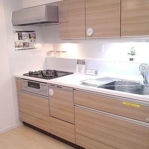 椎名町マンション(3階,3299万円)のキッチン