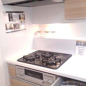 椎名町マンション(3階,3399万円)のキッチン