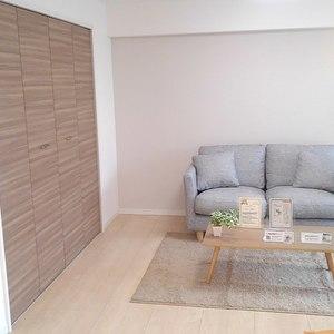 椎名町マンション(3階,3399万円)の洋室(2)