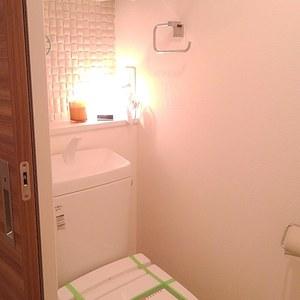 椎名町マンション(3階,3399万円)のトイレ