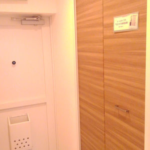 椎名町マンション(3階,3399万円)のお部屋の玄関