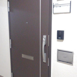 豊島ハイツ(10階,)のお部屋の玄関