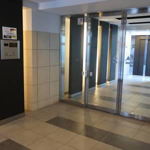 メインステージ両国のマンションの入口・エントランス