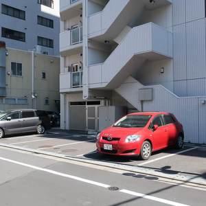 メインステージ両国の駐車場