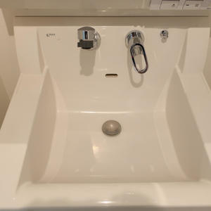 メインステージ両国(2階,3588万円)の化粧室・脱衣所・洗面室