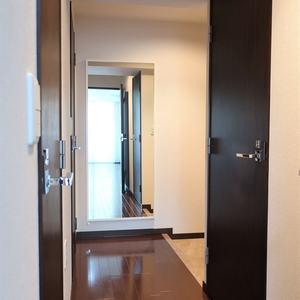 メインステージ両国(2階,)のお部屋の廊下