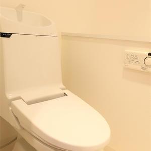 メインステージ両国(2階,3690万円)のトイレ