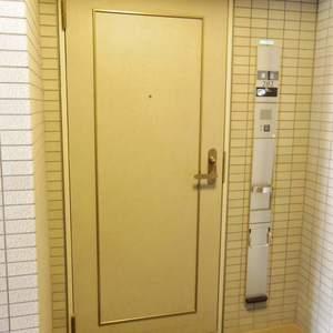 ルイシャトレ中野(2階,4680万円)のお部屋の玄関