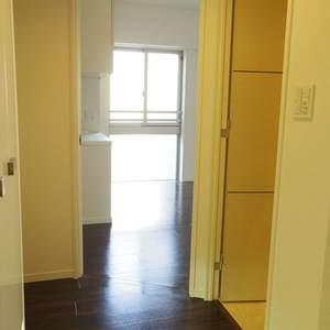 Dクラディア中野(2階,3499万円)のお部屋の廊下