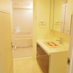 Dクラディア中野(2階,3499万円)の化粧室・脱衣所・洗面室