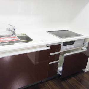 Dクラディア中野(2階,)のキッチン