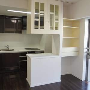 Dクラディア中野(2階,3499万円)のキッチン