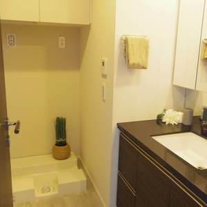 ザパークハウス中野タワー(16階,)の化粧室・脱衣所・洗面室