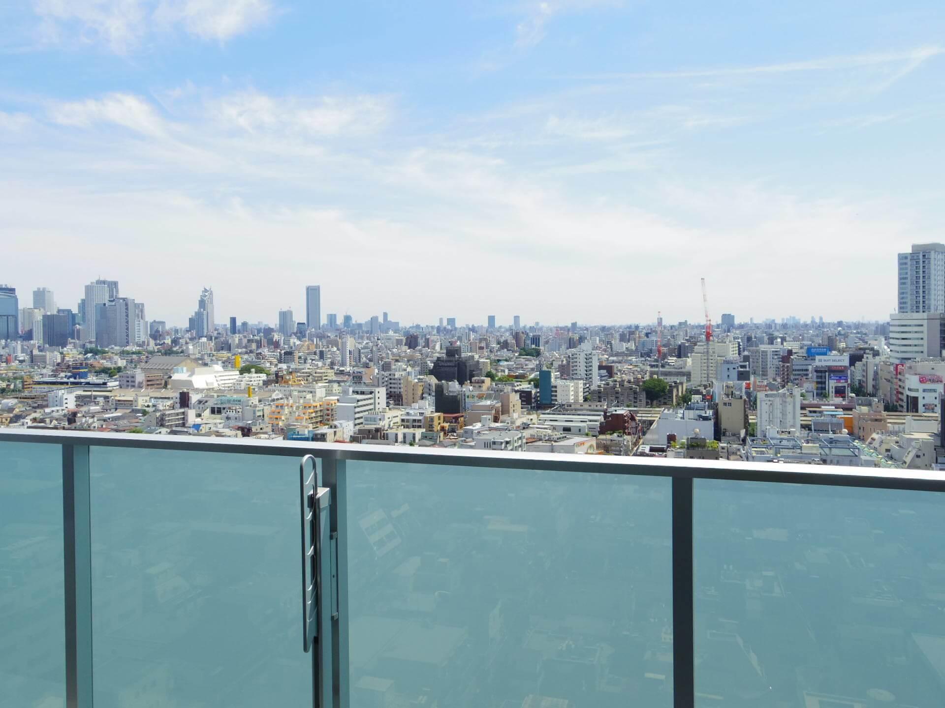 ザパークハウス中野タワー(16階,8980万円)1枚目
