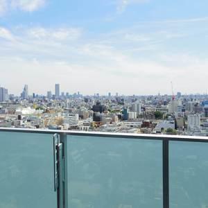 ザパークハウス中野タワー(16階,8980万円)のお部屋からの眺望