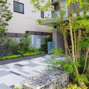 ザパークハウス中野タワーのマンションの入口・エントランス