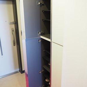 信濃町ハイム(8階,4130万円)のお部屋の玄関