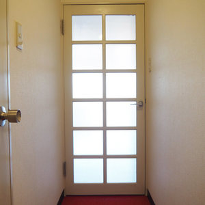 信濃町ハイム(8階,4130万円)のお部屋の廊下