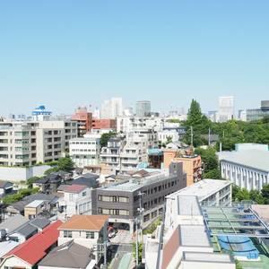 信濃町ハイム(8階,4130万円)のお部屋からの眺望