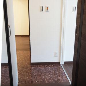 マンション信濃苑(2階,)のお部屋の玄関