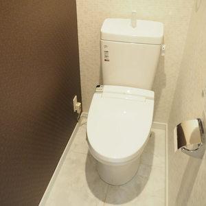 マンション信濃苑(2階,)のトイレ