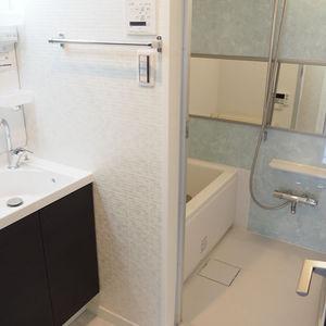 マンション信濃苑(2階,)の化粧室・脱衣所・洗面室