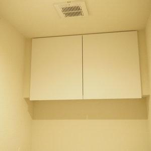 新宿内藤町ハウス(7階,)のトイレ