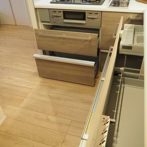 新宿内藤町ハウス(7階,)のキッチン