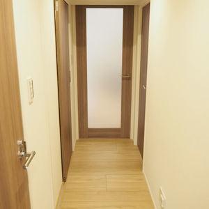 新宿内藤町ハウス(7階,)のお部屋の廊下