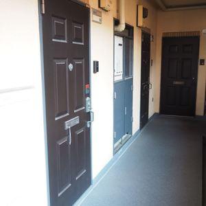 ダイアパレス御苑前(2階,)のお部屋の玄関