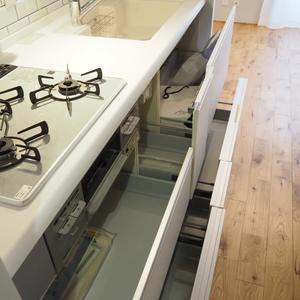 ダイアパレス御苑前(2階,)のキッチン