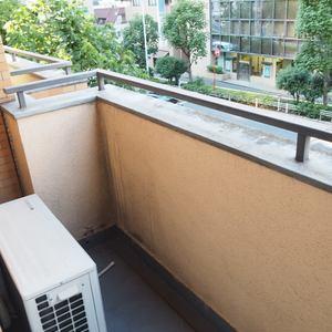 ダイアパレス御苑前(2階,)のバルコニー