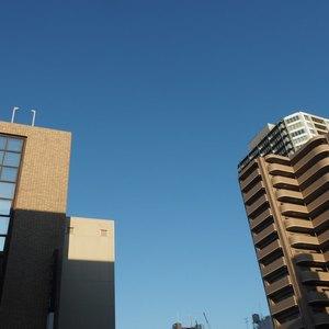 ダイアパレス御苑前(2階,)のお部屋からの眺望