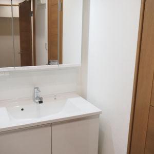 ロジマン御苑(6階,)の化粧室・脱衣所・洗面室